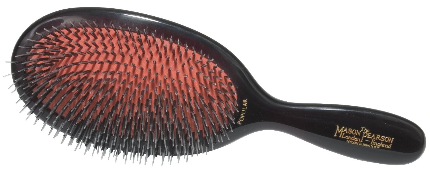 best hair brush 2014 mason pearson hair brush boar bristle brush brushes