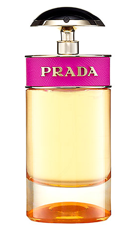 prada candy top best perfumes for women 2014