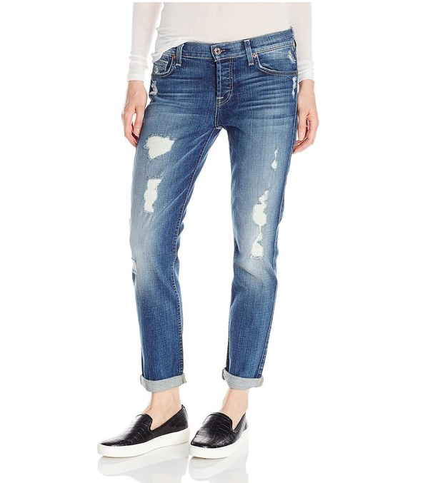 Boyfriend Jeans for Women. The Boyfriend Jeans for Women by Mavi Jeans offers a true boyfriend fit that doesn't sacrifice style or a sleek, feminine form. As stylish as they are comfortable, there is a place in every woman's closet for one of our boyfriend jeans.