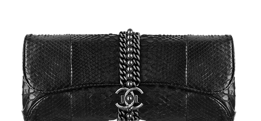 chanel evening clutch bag