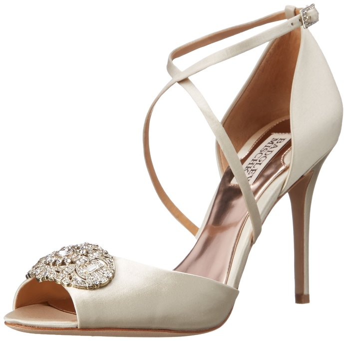Walk the aisle in Luxury Bridal Shoes, Patent Bridal Shoes or Embellished Bridal Shoes from Macy's. Macy's Presents: The Edit - A curated mix of fashion and inspiration Check It Out Free Shipping with $25 purchase + Free Store Pickup.