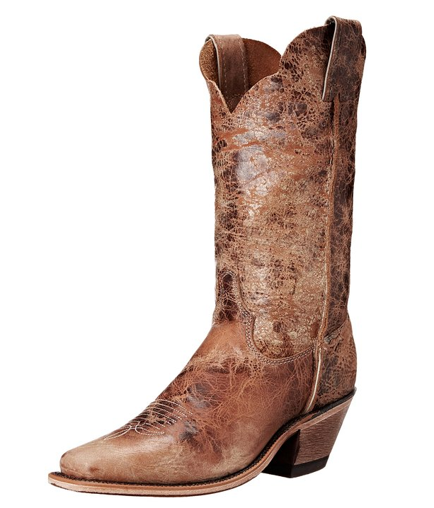 justin boots best cowboy boots for women