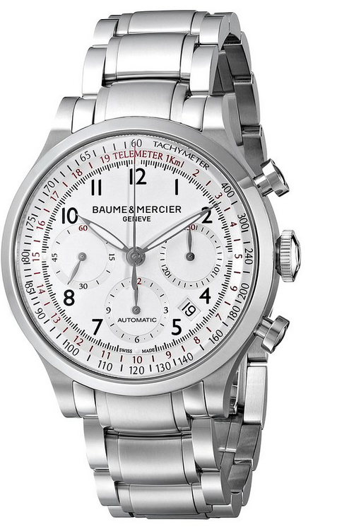 baume & mercier capeland watch best watches for men