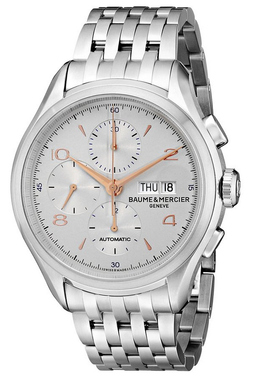 baume & mercier clifton watch best watches for men