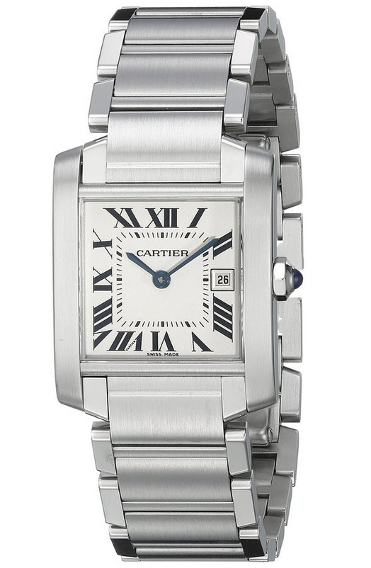 cartier tank francaise watch best watches for men