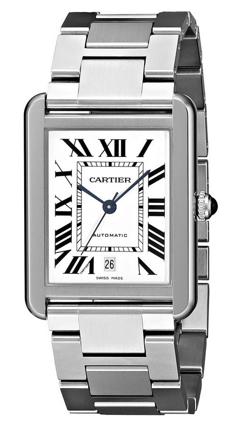 cartier tank solo watch best watches for men