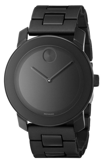 movado bold black watch best watches for men