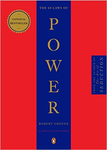 best business books 48 laws of power