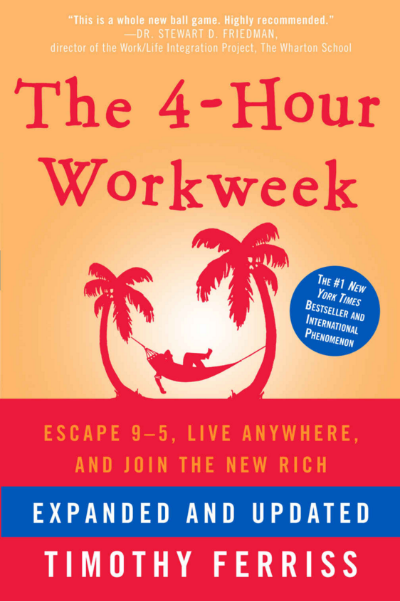 best business books four hour workweek