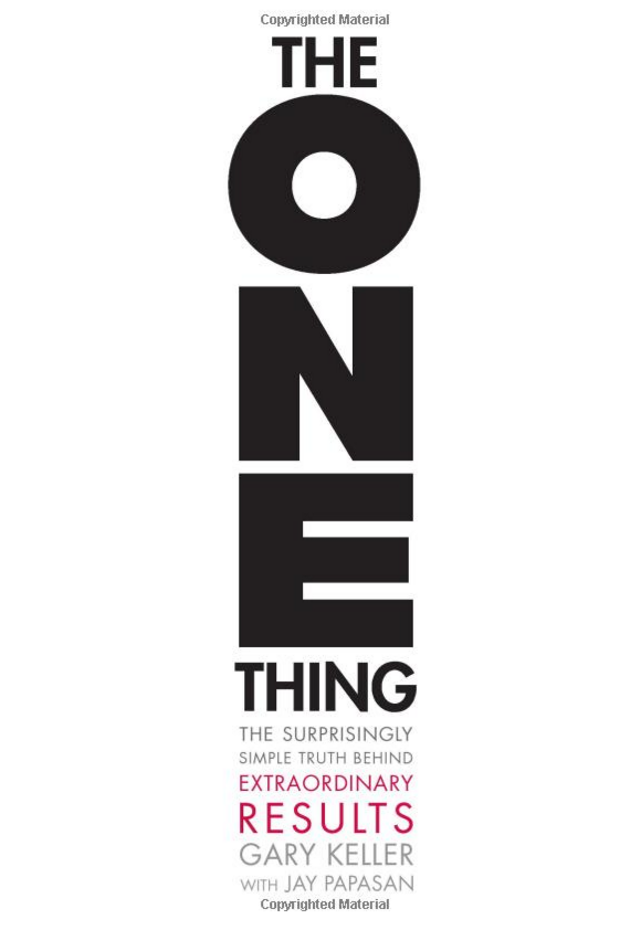 best business books the one thing