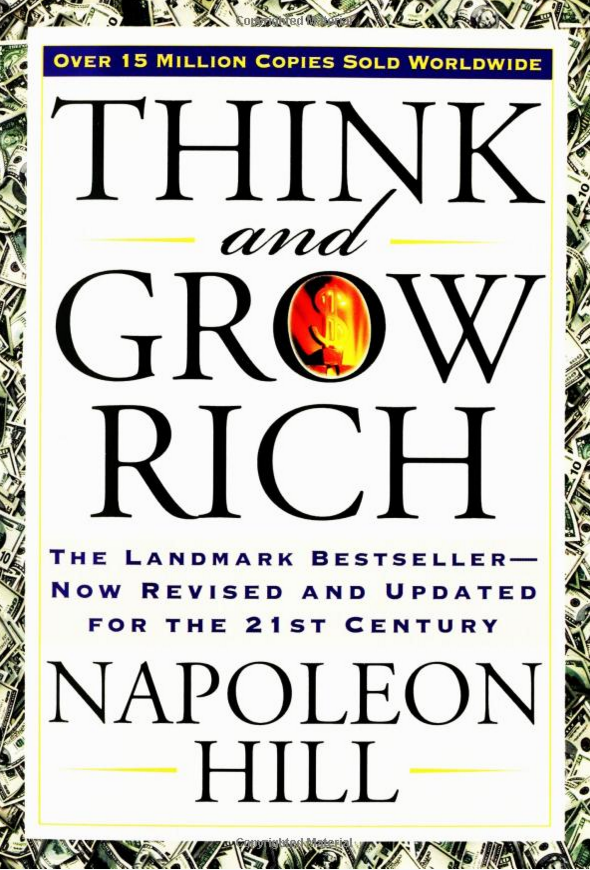 best business books think and grow rich