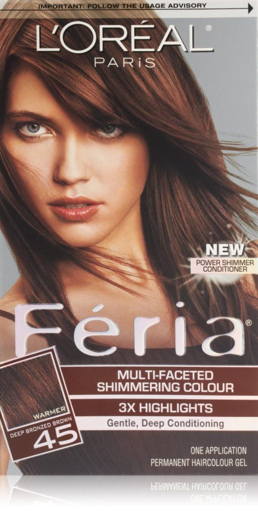 feria hair color