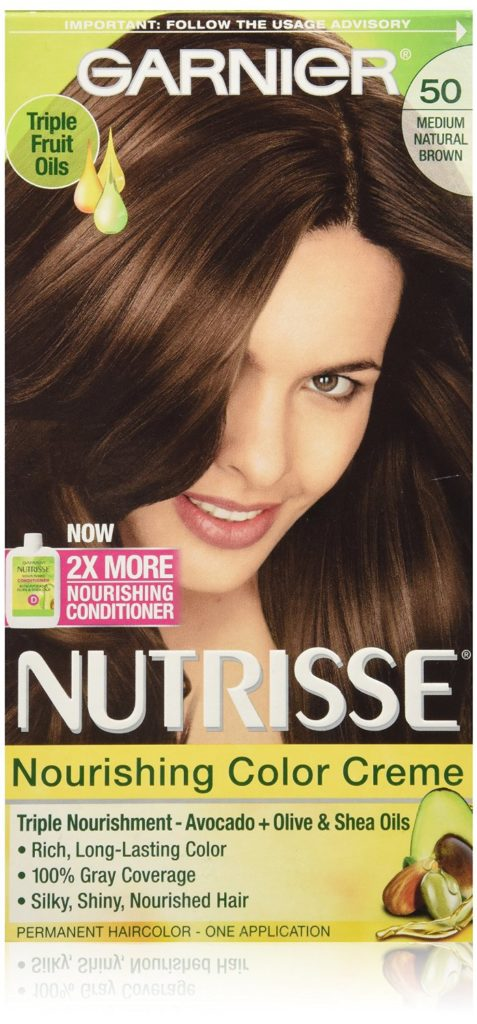 garnier hair color