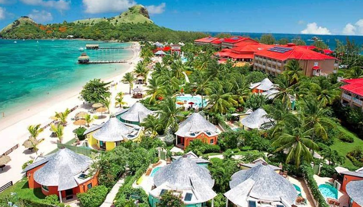 sandals grande st lucian best caribbean all inclusive resorts