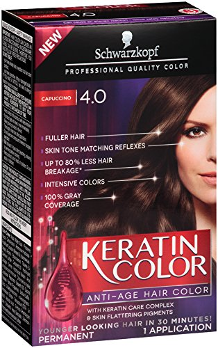 schwarzkopf hair color