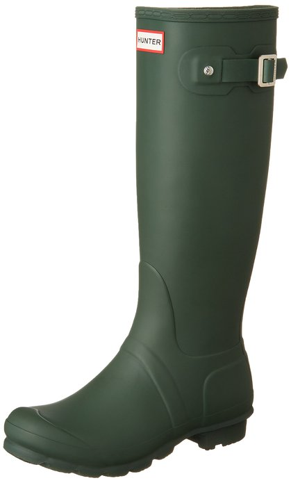 best-hunter-boots-for women green-hunter-boots