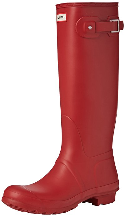 best-hunter-boots-for women red-hunter-boots